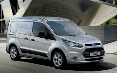 ford transit connect 200 l1 1 5tdci 75 trend lease this van with global vans. Black Bedroom Furniture Sets. Home Design Ideas
