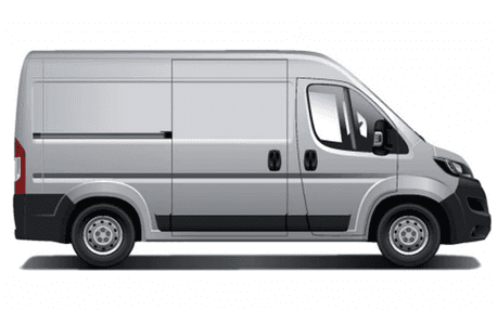 peugeot boxer 335 l3h2 2 0 bluehdi 130 professional lease this van with global vans. Black Bedroom Furniture Sets. Home Design Ideas