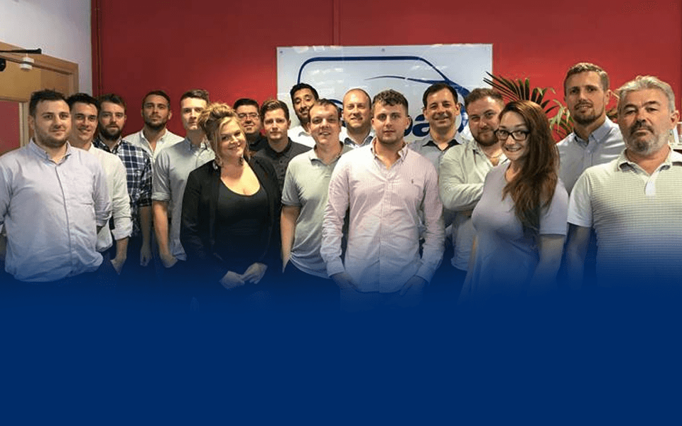 About Us - Meet the Team